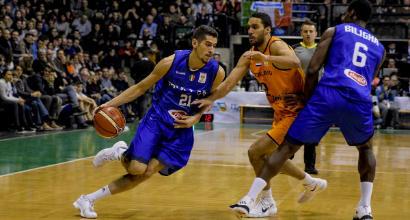 Basket, qualificazioni Mondiali: l'Italia batte anche l'Olanda