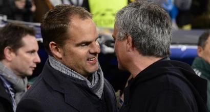 """Mourinho, botta e risposta con De Boer: """"E' il peggior allenatore della storia della Premier"""""""
