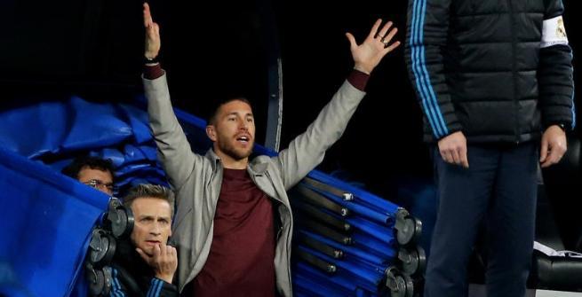Champions League, Real Madrid: Ramos giocherà in semifinale contro il Bayern
