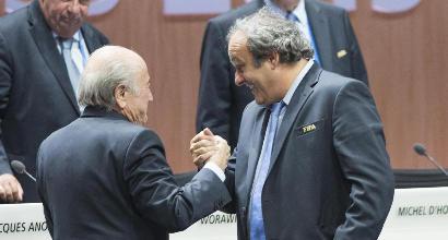 """Mondiale, Blatter: """"Nessun imbroglio in Francia '98"""""""