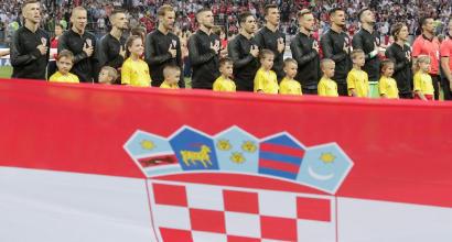 Croazia-Francia: la rivincita della cravatta