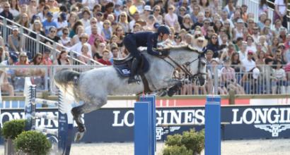 Roma Capitale mondiale dell'equitazione: torna il Global Champions Tour