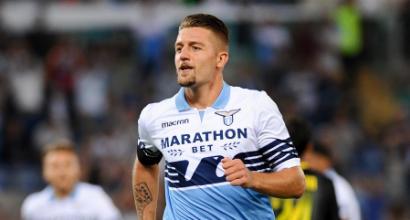 Lazio-Milinkovic Savic, aria di rinnovo: accordo a un passo