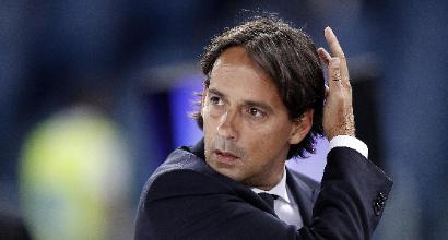 """Lazio, Inzaghi: """"Con l'Empoli sarà una partita delicata"""""""