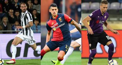 Incontro Juventus-Genoa: sul piatto Romero, Sturaro e Pjaca