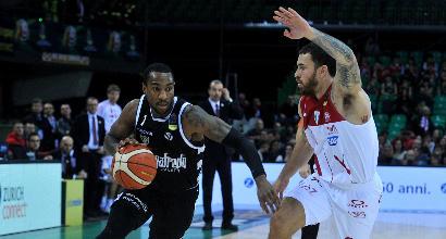 Basket, Coppa Italia: Bologna elimina Milano, ora sfiderà Cremona