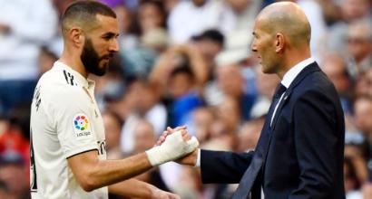 """Real Madrid, Zidane: """"Voglio recuperare tutti ma a fine anno cambieremo"""""""