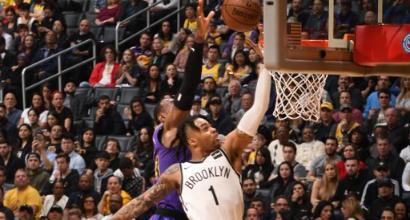 Nba, Lakers-LeBron out dai playoff