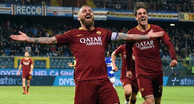 Con il Parma l'ultima di De Rossi con la Roma: poi una nuova squadra per il Capitano