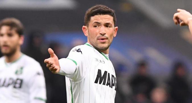 """Inter, De Zerbi ti consegna Sensi: """"Una fortuna allenarlo, in nerazzurro può imporsi"""""""