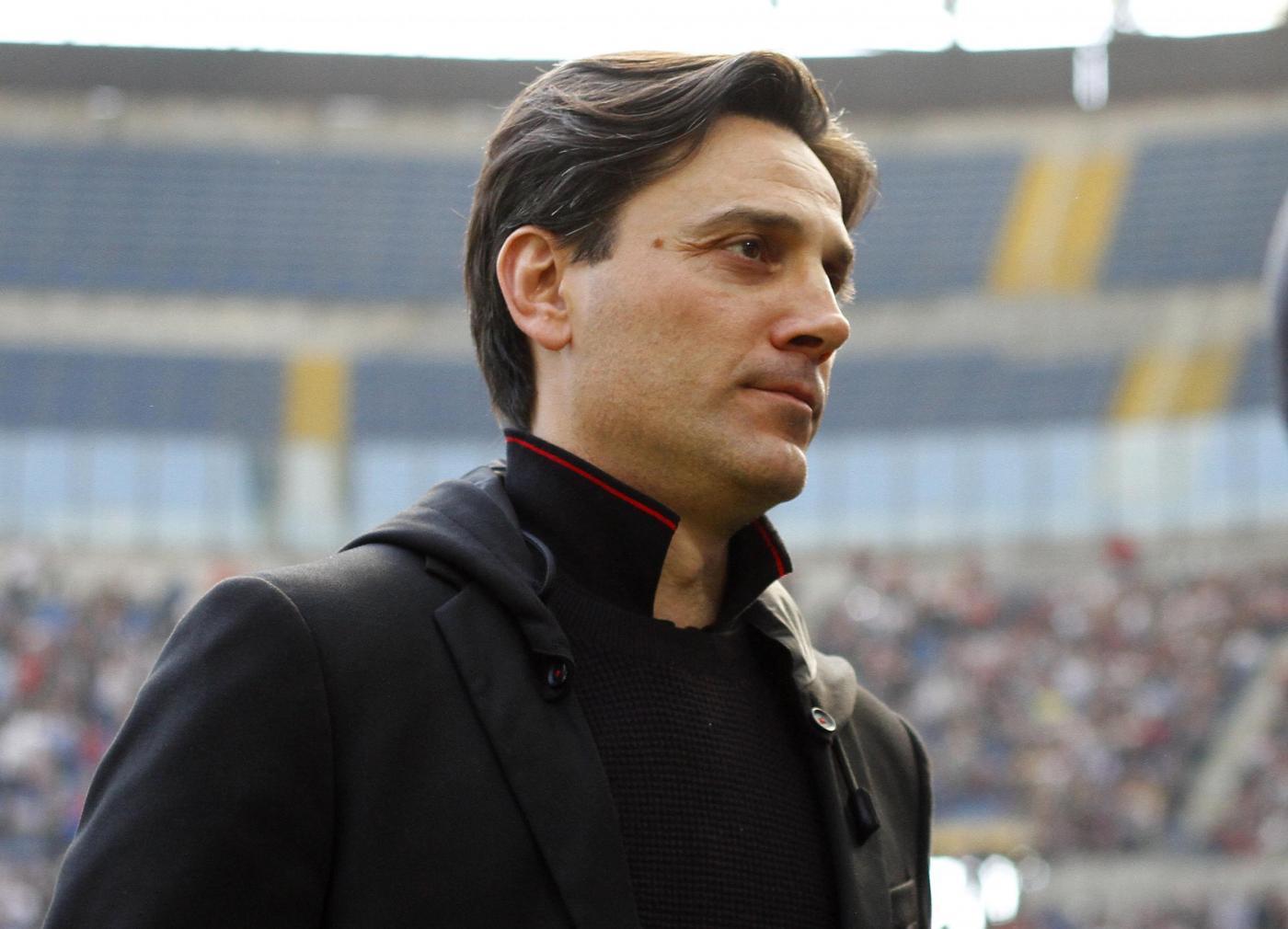 Milan, poker e sorpasso all'Inter