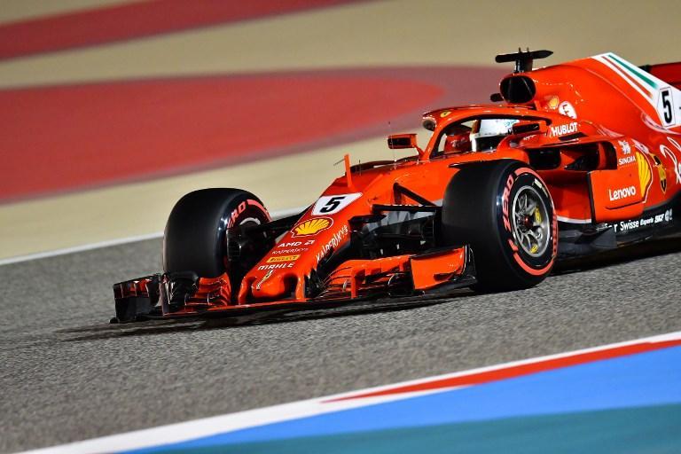 F1, doppietta Ferrari nelle qualifiche del Bahrain