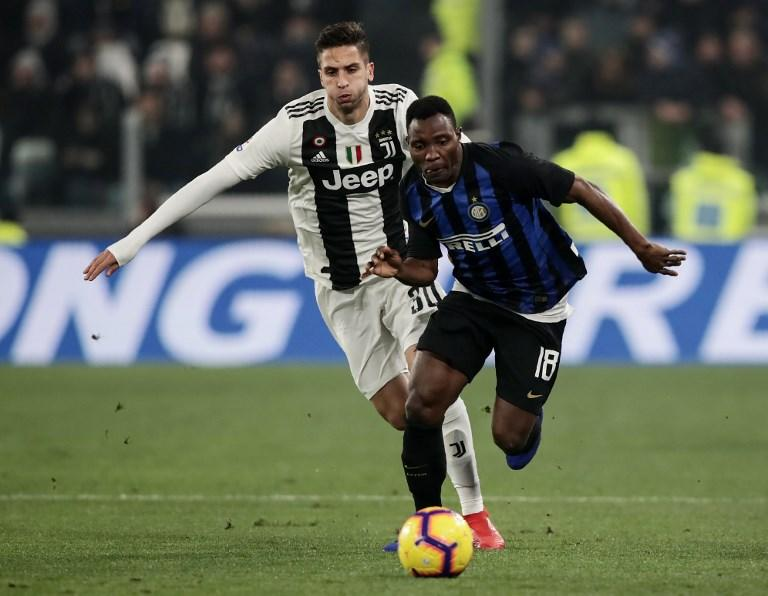 Asamoah all'Inter