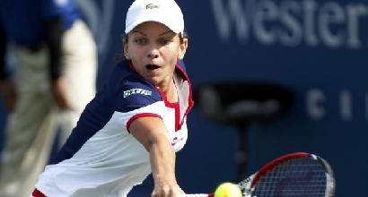 Tennis, Wta New Haven: Kvitova-Halep in finale