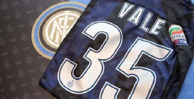 Anche l'Inter fa gli auguri a Vale Rossi