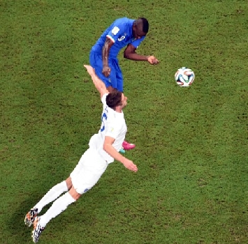 Italia, Balotelli sopresa assoluta: finalmente prima punta