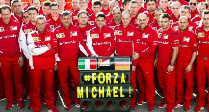 Schumacher (Afp)