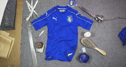 c6cc11705 L'Italia in gessato all'Europeo - Sportmediaset