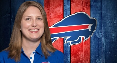 Nfl: Kathryn Smith prima allenatrice donna