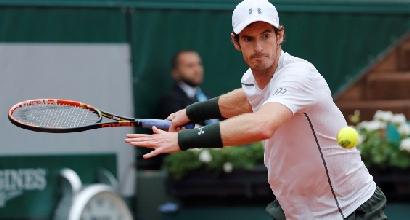 Roland Garros: Murray-Gasquet, sfida ai quarti