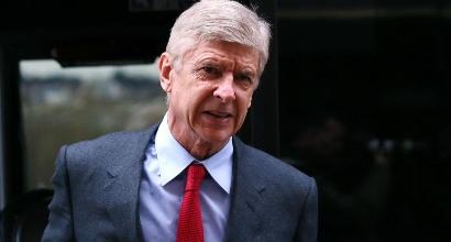 Wenger, foto Lapresse
