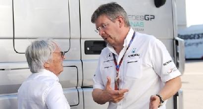 F1, Brawn è l'erede di Ecclestone