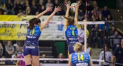 Volley, Champions donne: Conegliano corsara, ok Modena