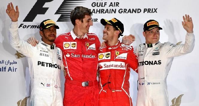F1, le pagelle del Bahrain