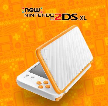 Nintendo annuncia New 2DS XL