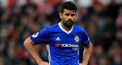 Chelsea, Diego Costa fuori dalla lista Champions