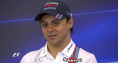 """Williams, Massa:""""Voglio continuare anche nel 2018"""""""