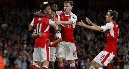 """Wenger: """"Ozil e Sanchez potrebbero lasciare l'Arsenal già a gennaio"""""""