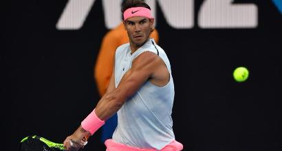 Australian Open: Venus Williams subito fuori, tutto facile per Nadal