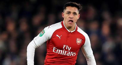 Arsenal, Sanchez vola a Manchester