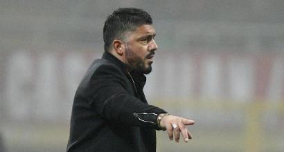 Siparietto Gattuso-D'Amico, Rino:
