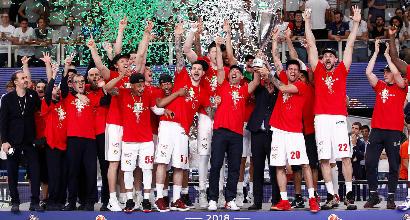 Basket: Serie A in campo anche a Natale come l'Nba