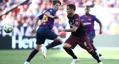 """Milan: Suso e il suo agente a Casa Milan. Leonardo: """"Atto dovuto"""""""