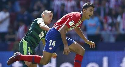 Liga: il Barcellona vince in rimonta, Atletico Madrid bloccato sull'1-1