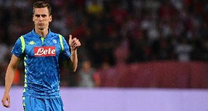 Champions: Napoli, ora è già tutto più complicato