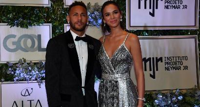 Neymar è tornato single, l'ha confermato Bruna