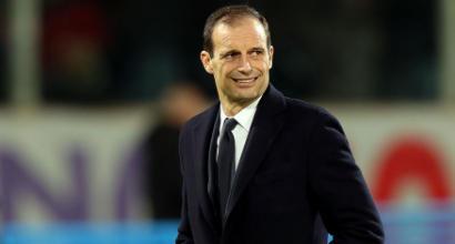 """Juventus, Allegri: """"Le scritte su Scirea e Heysel? Chi le ha fatte andrebbe arrestato"""""""