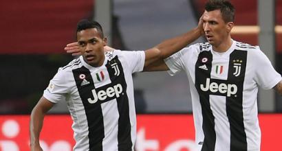 Juventus, per Alex Sandro 31 partite in Serie A senza sconfitte nel 2018