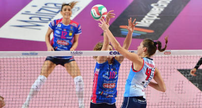 Foto Facebook Savino Del Bene Volley Scandicci