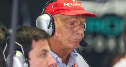 Sollievo per Lauda: dimesso dall'ospedale