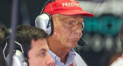 Formula 1, Niki Lauda dimesso dall'ospedale
