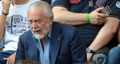 """Napoli, De Laurentiis all'attacco: """"Koulibaly umiliato, mi vergogno di questo calcio"""""""
