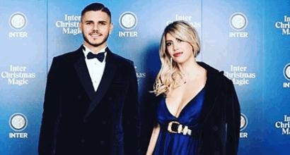 """Wanda Nara e il rinnovo di Icardi: """"I tifosi dell'Inter stiano tranquilli, io e Marotta amici"""""""
