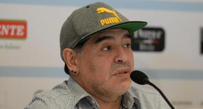 """Argentina, furia Maradona: """"Questa selezione non merita la maglia che indossa"""""""