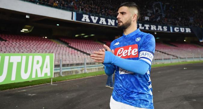 """Napoli, Insigne spegne le voci di mercato: """"Mai detto che voglio andarmene"""""""