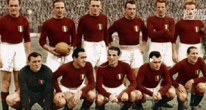 """Speciale Grande Torino: """"Gli Invincibili: il sogno spezzato - 70 anni di passione e orgoglio"""""""